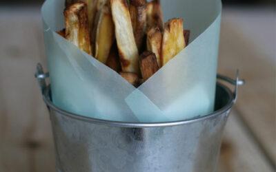 Easy Baked Paleo Parsnip Fries (Paleo, Autoimmune Protocol, Nightshade Free)