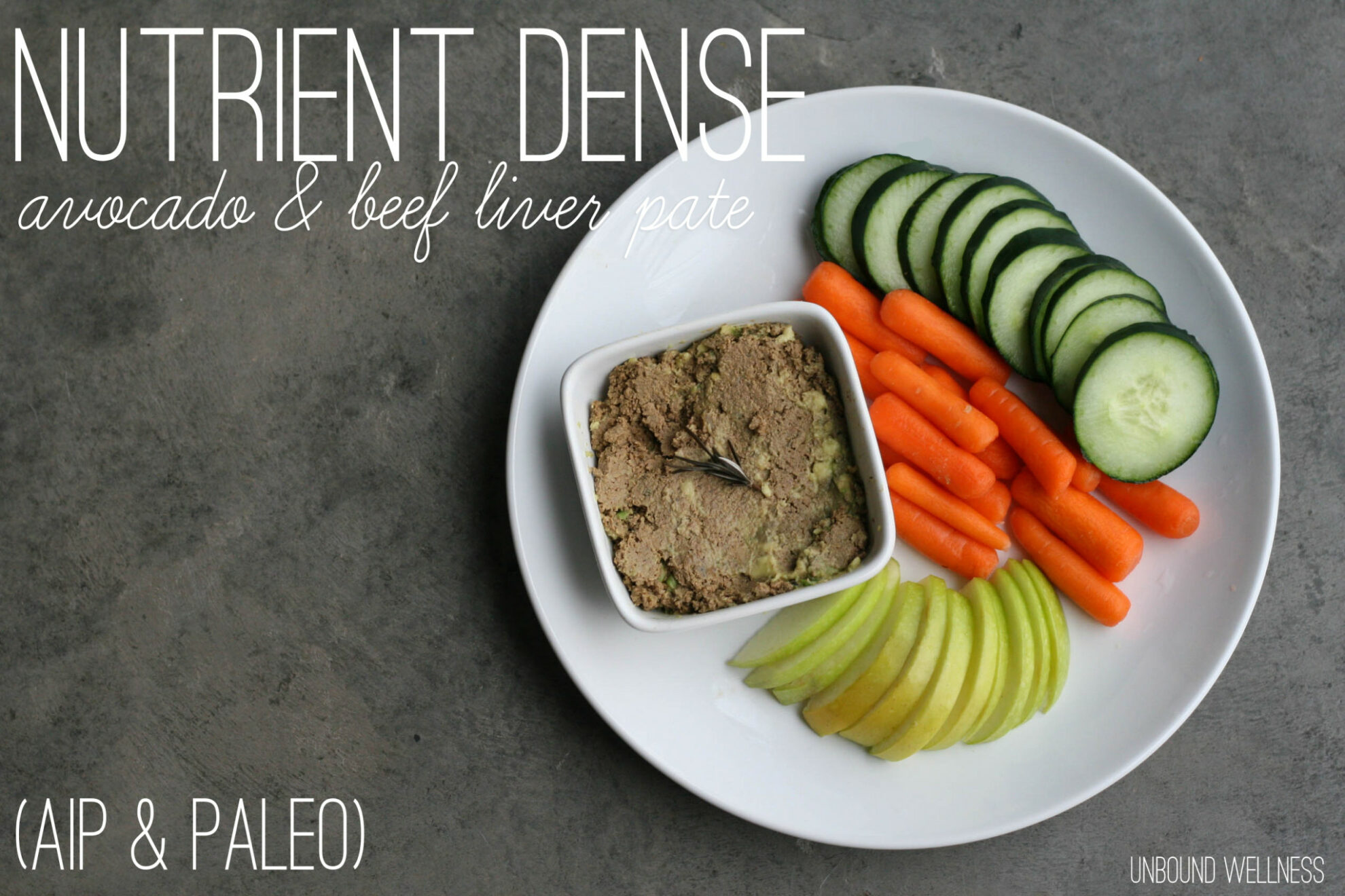 Nutrient Dense Avocado Beef Life Pate (paleo and AIP)