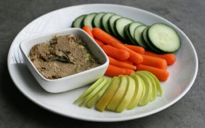 Nutrient Dense Avocado and Beef Liver Pâté