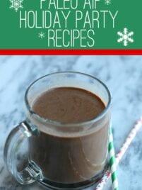Paleo AIP Holiday Party Recipes