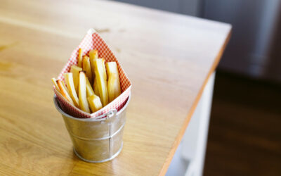 Duck Fat Parsnip Fries (AIP, Nightshade Free, Paleo)