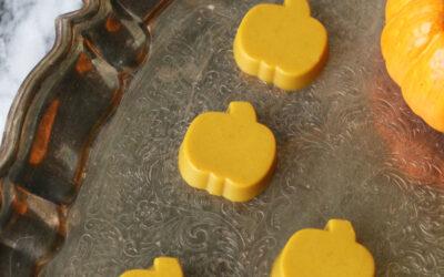 Healing Halloween Pumpkin Turmeric Gummies (AIP, Paleo)