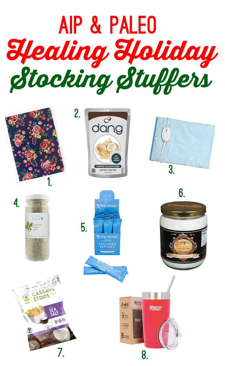 AIP & Paleo Stocking Stuffers
