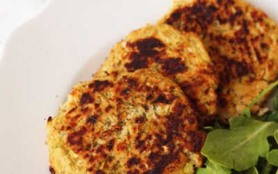 AIP Salmon Patties (Paleo & Egg Free)