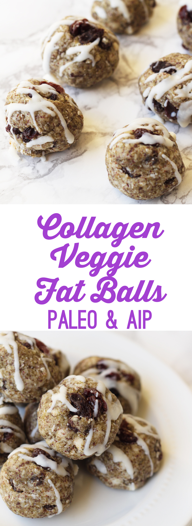 Collagen Veggie Fat Balls