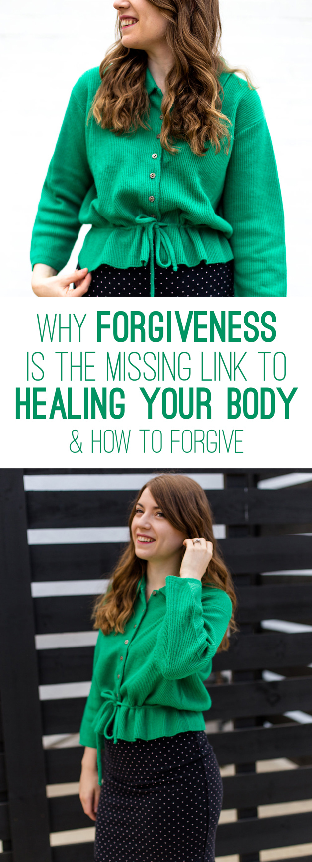 Why Forgiveness is The Missing Link To Healing Your Body