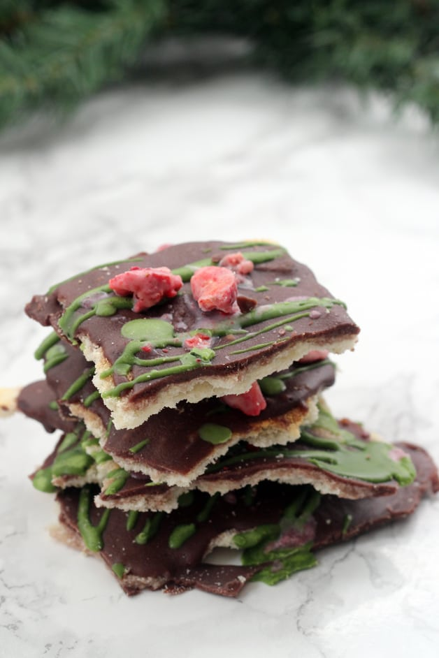 Paleo Christmas Crack (AIP)