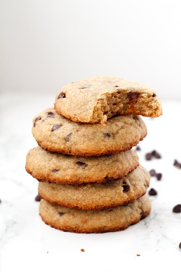 Paleo Chocolate Chip Cookies (AIP)