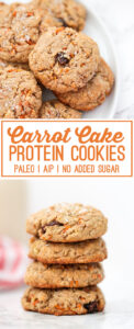 Not-So-Paleo Carrot Cake Muffins | Real food snacks, Paleo