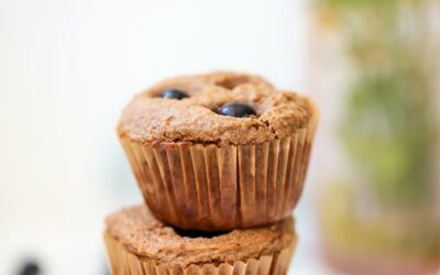 Blueberry Banana Muffins (Paleo, AIP, Egg Free)