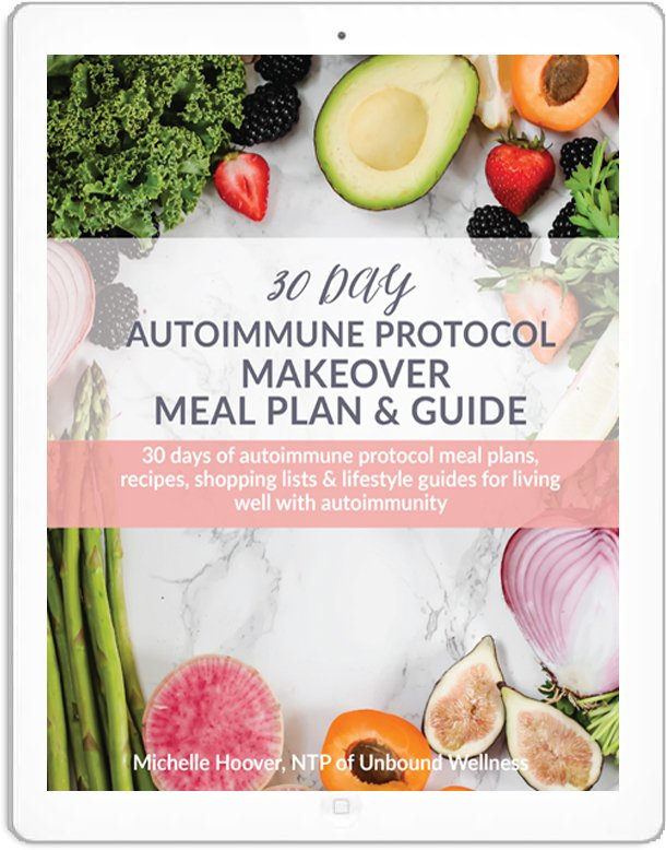 AIP Diet Food List (With a Free Printable PDF!) - Unbound Wellness