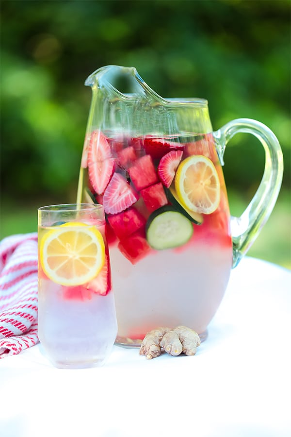 Best Infused Water Recipe