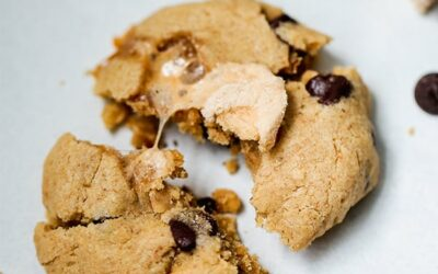 Paleo S'mores Cookies (Gluten Free, AIP)