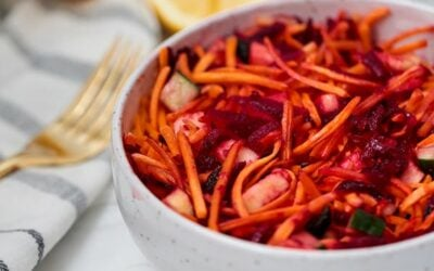 """Detox Carrot Slaw Recipe & The Truth about """"Detox"""""""