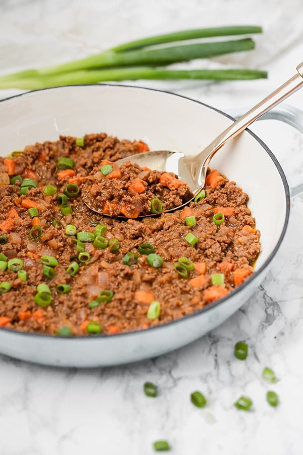 Sloppy Joe Skillet