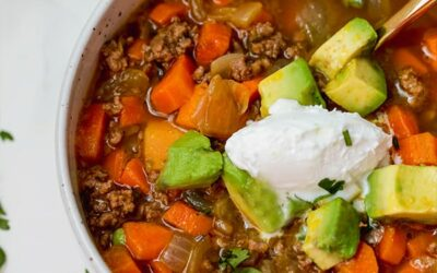 Paleo Pumpkin Chili (AIP, Whole30)