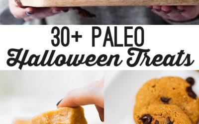 30+ Paleo Halloween Treats & Snacks