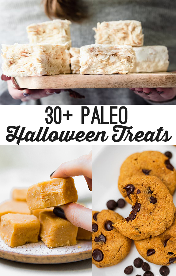 Paleo Halloween Treats
