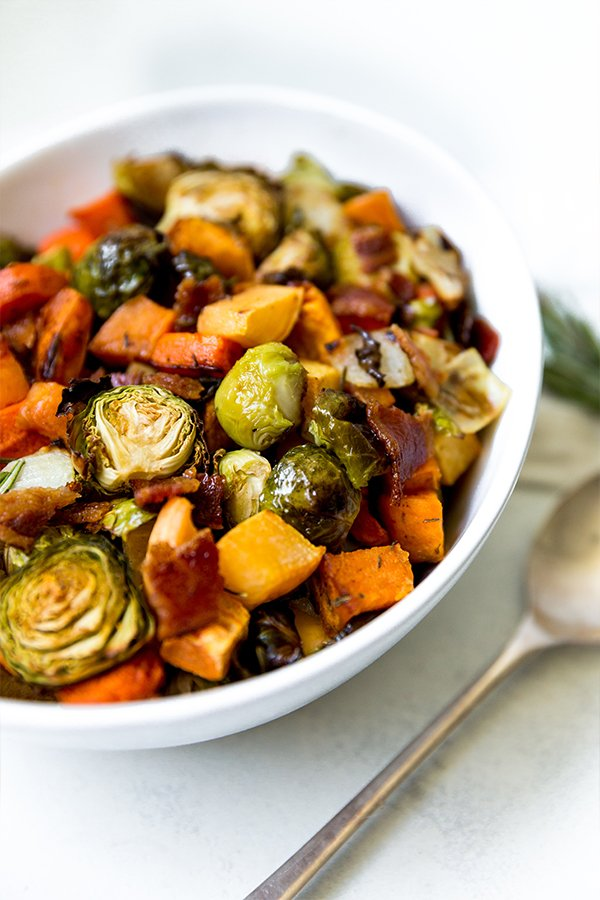 Paleo vegetable hash
