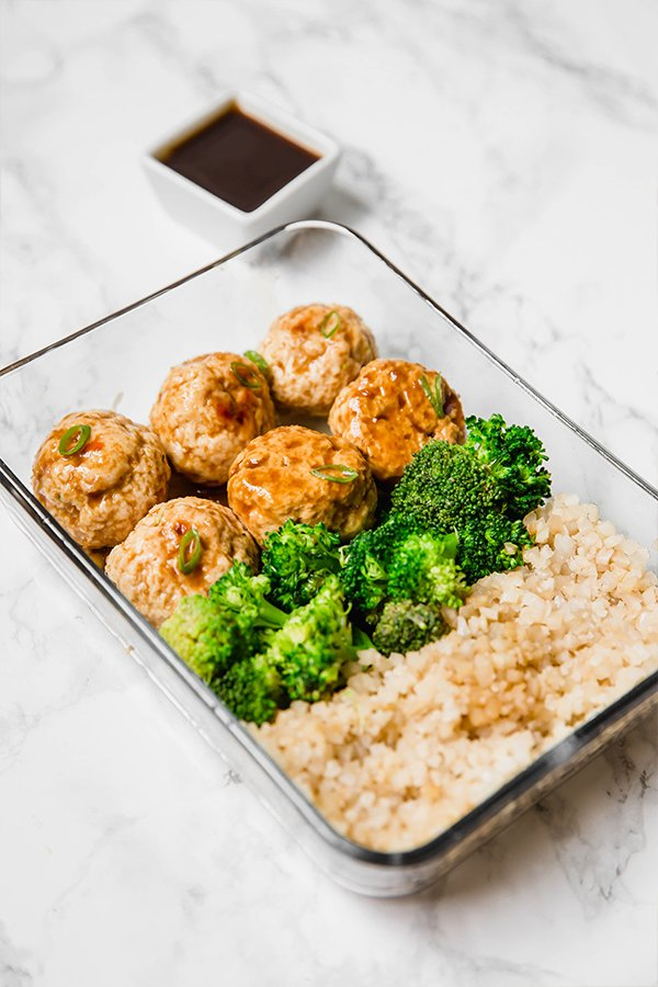 teriyaki chicken meal prep