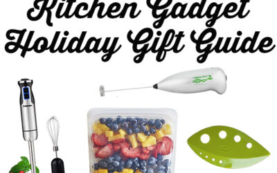 Kitchen Must-Haves Holiday Gift Guide
