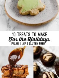 10 Treats To Make for the Holidays