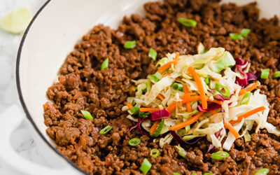 Asian Sloppy Joe Skillet (Whole30, Paleo, AIP)