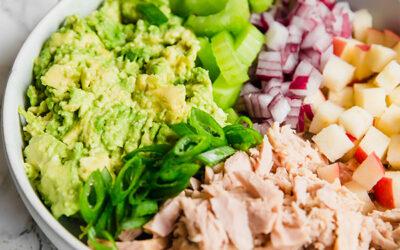 Avocado Tuna Salad (Paleo, Whole30, AIP)