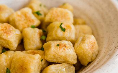 Cauliflower Gnocchi (Paleo, AIP, Vegan, Trader Joe's Copycat)