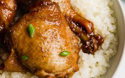 Filipino Chicken Adobo (Paleo, Whole30, AIP)