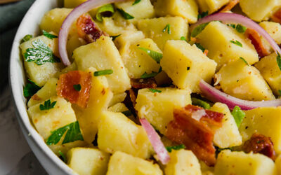 No Mayo Potato Salad (Paleo, Whole30, AIP)