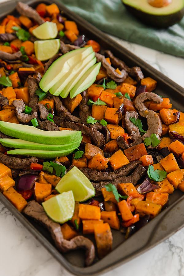 Sheet Pan Breakfast Taco