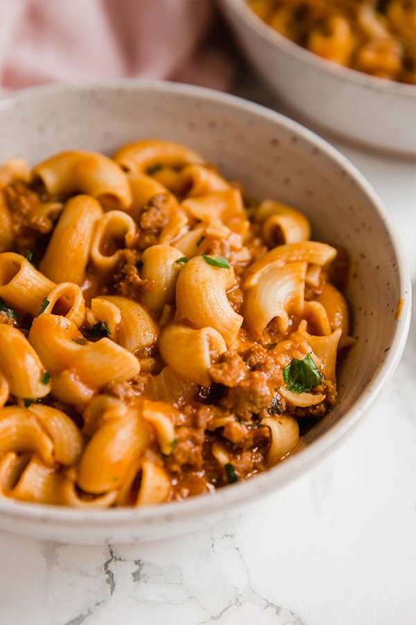 copycat hamburger helper