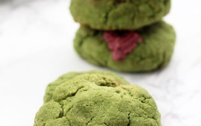 Paleo Grinch Cookies (AIP)