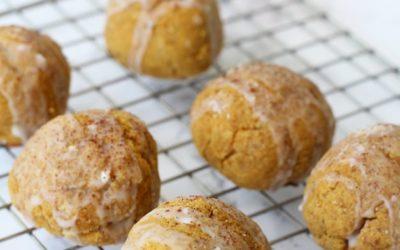 Pumpkin Pie Donut Holes (Paleo & AIP)